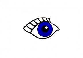 Patch Olho com Acrílico