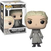 Funko Pop Daenerys Targaryen White Coat - GOT #59