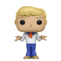 Boneco Fred - Scooby-Doo - Funko Pop!