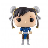 Boneco Chun-li - Street Fighter - Funko Pop!
