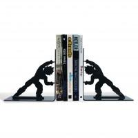 Porta Livros / Games Geek Fusion