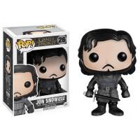Funko Pop Jon Snow Castle Black - Game of Thrones #26