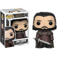 Funko Pop Jon Snow Rei do Norte - Game of Thrones #49