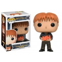 Boneco George Weasley - Harry Potter - Funko Pop!