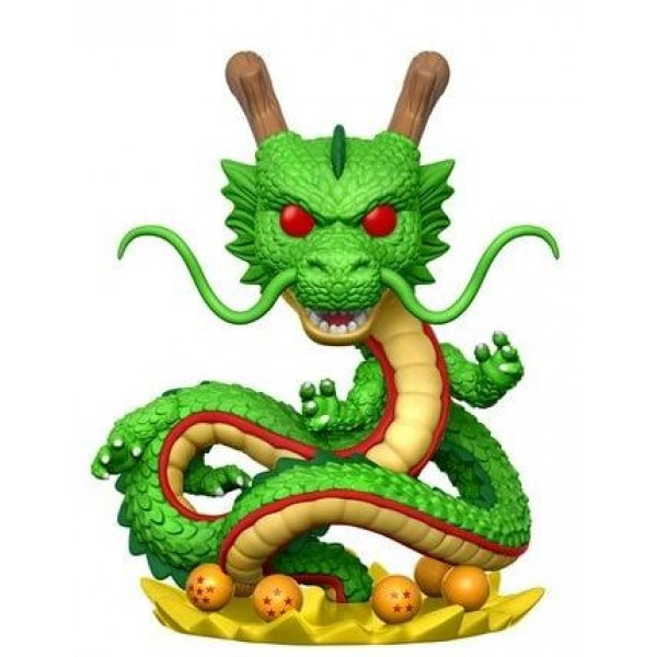 Boneco Shenlong Exclusivo Galactic Toys Dragon Ball Z