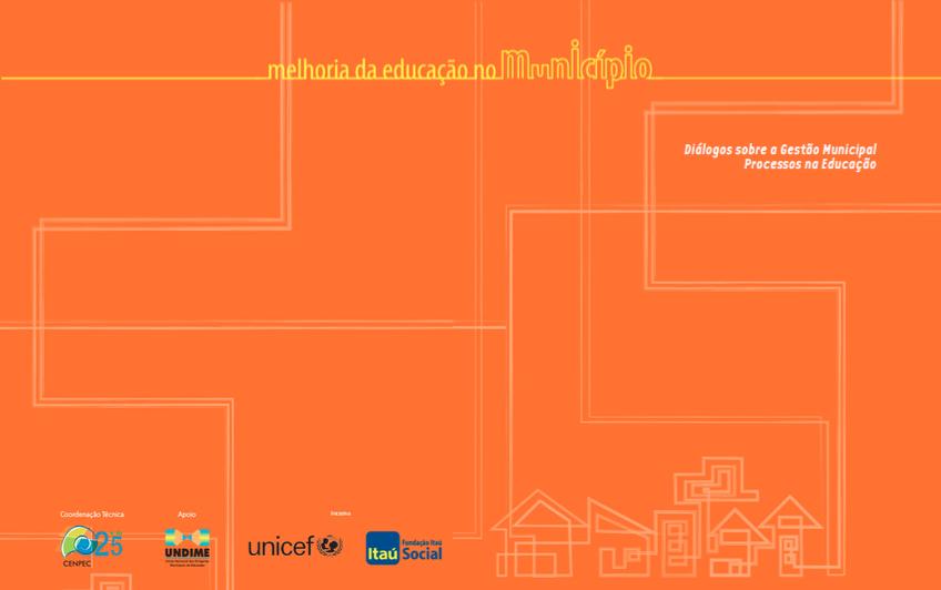 Cartilha Melhoria da Educação no Município
