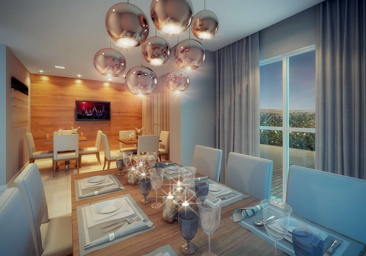 MAX Clube Residencial
