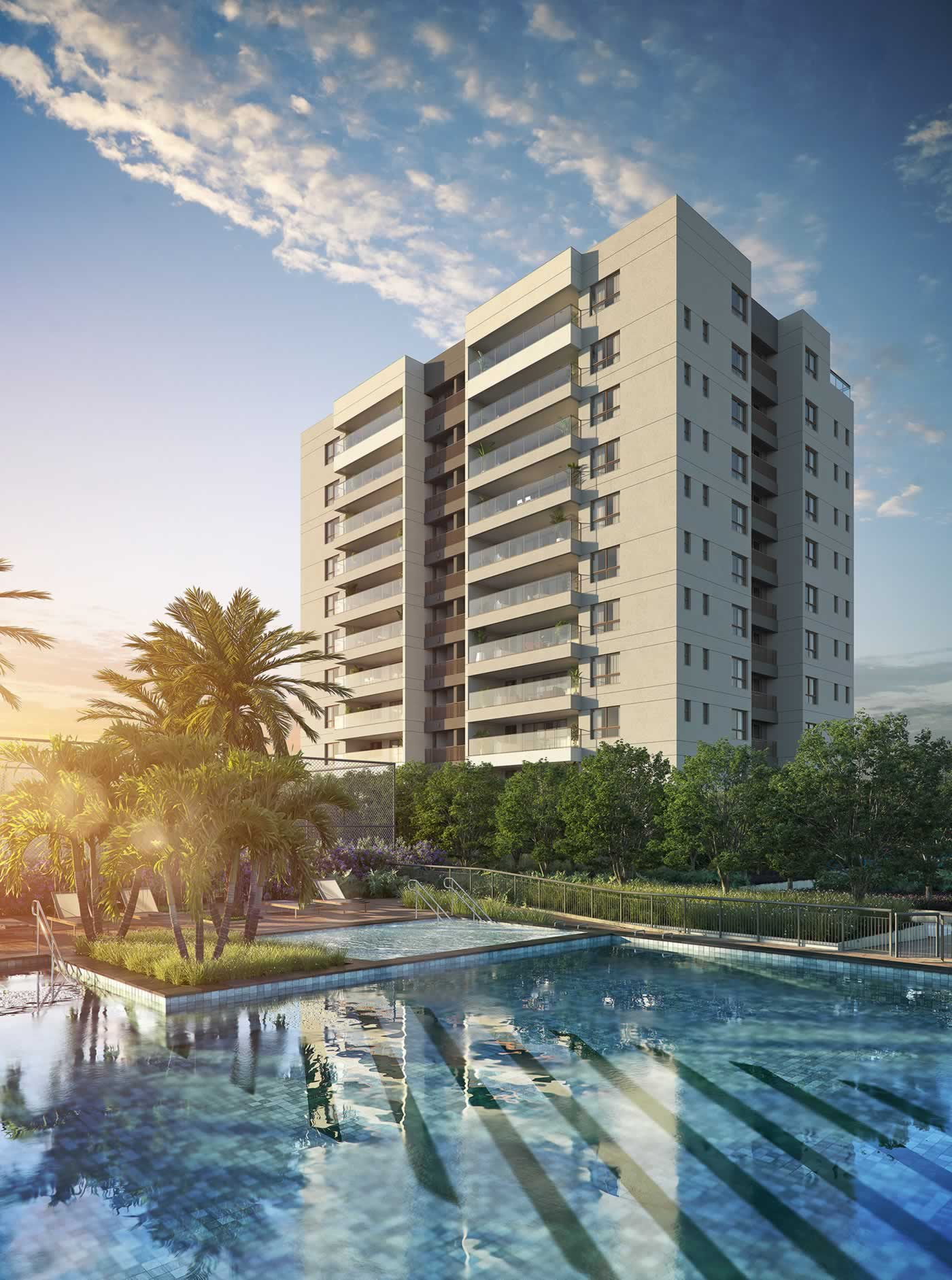 Latitud Condominium Design - North & East