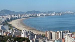 Comprar apartamento em Santos