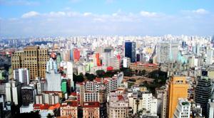 Apartamento no centro de São Paulo