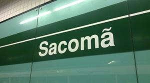 Apartamento próximo ao metrô Sacomã