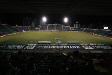 Figueirense 2x0 Avai - Copa do Brasil 2015 02