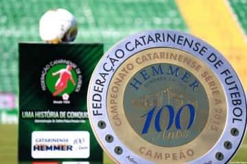 taca campeao catarinense 2015