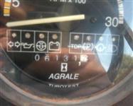 Trator Agrale BX 6110 4x4 ano 05