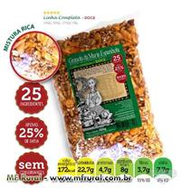 Granola Completa da Maria Espanhola 25 ingredientes. Produto exclusivo!
