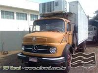 Caminh�o  Mercedes Benz (MB) L1513  ano 71