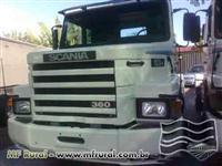 Caminhão  Scania T 113 4x2 360 HP  ano 95