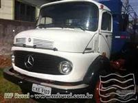 Caminhão  Mercedes Benz (MB) 2213  ano 80