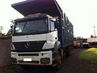 Caminhão  Mercedes Benz (MB) 3344 Plataforma  ano 06