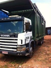Caminh�o  Scania 124 420  ano 05