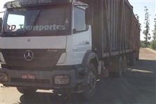 Caminhão  Mercedes Benz (MB) 2831 Plataforma  ano 10