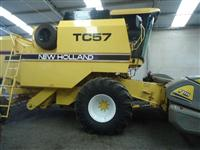 Colheitadeira TC 57 (New Holland)