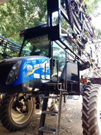PULVERIZADOR AUTOPROPELIDO NEW HOLLAND SP 3500 ANO 2011