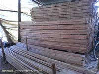 Ripas de Eucalipto Cloeziana/Saligna