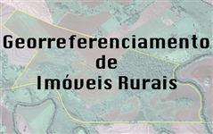 GEORREFERENCIAMENTO IMÓVEIA RURAIS e CADASTRO AMBIENTAL RURAL (CAR)