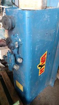 Reservatórios hidráulico de 200L para cavalo trabalhar com basculante