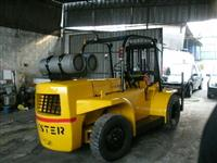 Empilhadeira Hyster 7.0 Tons GLP