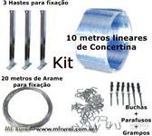 Kit ou só Concertina - Lanças Protetoras | Tudo para sua Segurança