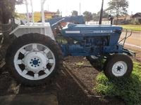 Trator Ford/New Holland 6610 4x2 ano