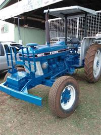 Trator Ford/New Holland 4610 4x2 ano
