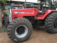 Trator Massey Ferguson 660 4x4 ano
