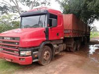 Caminhão  Scania 124 360  ano 02