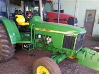 Trator John Deere 5605 4x2 ano 04