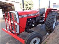 Trator Massey Ferguson 265 4x2 ano 99
