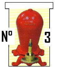 Carneiro hidráulico Marumby N° 3