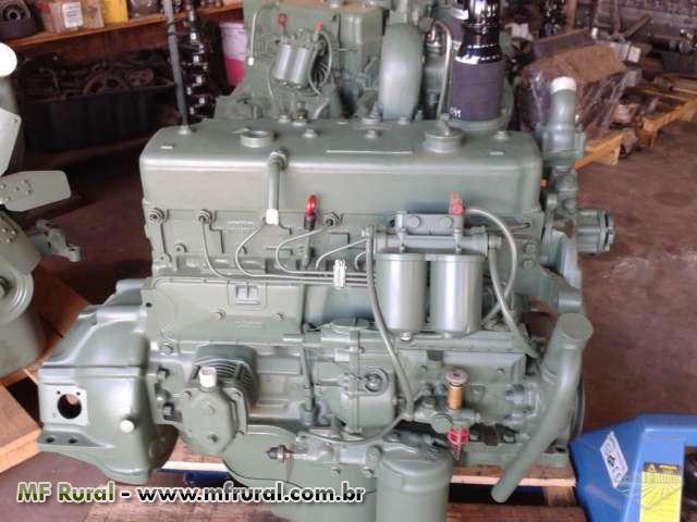 Motores Diesel Mercedes-Benz OM-352