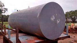 Tanque de diesel de 6.000 litros