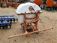 Pulverizador KO tanque 400 a 500 litros