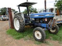 Trator Ford/New Holland 5030 4x2 ano 93