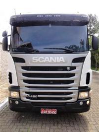Caminh�o  Scania G 420  ano 12