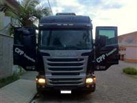 Caminhão  Scania HIGHLINE  ano 11