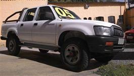Toyota Hilux 3.0 DX CD 4x4 Diesel Cabine Dupla