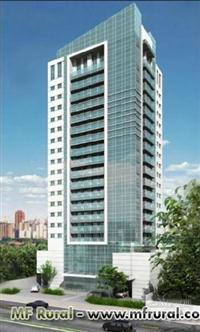 Investimento em São Paulo - Salas Comerciais na planta