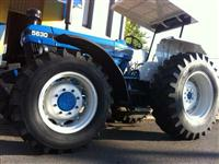 Trator Ford/New Holland 5630 4x4 ano 98