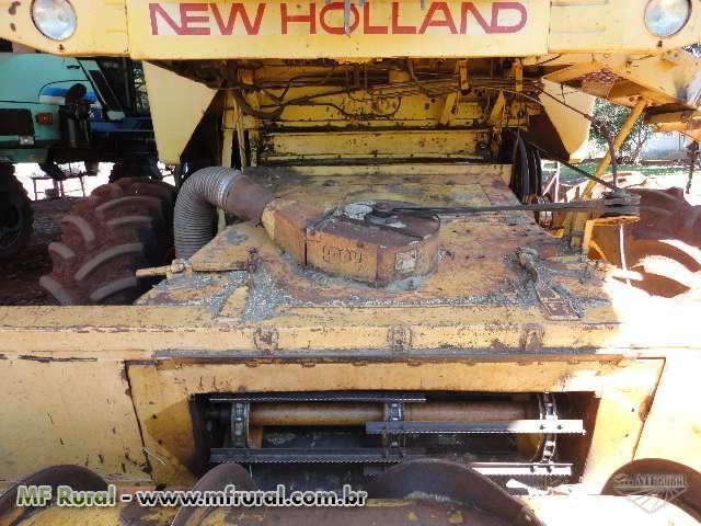Colheitadeira New Holland 5050
