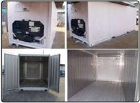 Container Frigorifico/ tunel de congelamento/ container dry maritimo
